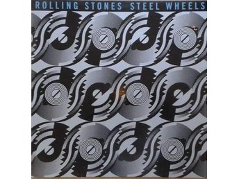 The Rolling Stones title*  Steel Wheels* EU LP