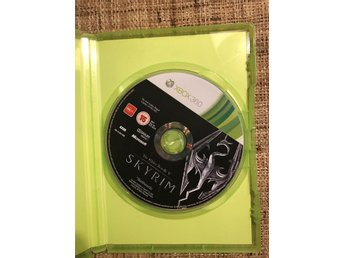 Skyrim, The elder scrolls V, Xbox 360