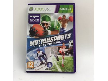 Xbox 360, Spel, Motionsports
