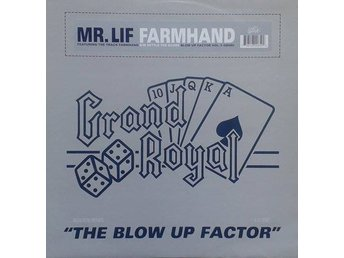 Mr. Lif  titel*  Farmhand / Settle The Score*12