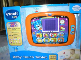 Baby touch tablet  12- 36 månader