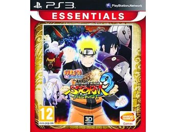 Naruto Ninja Storm 3 Full. Ess (PS3)