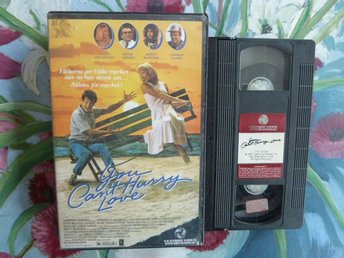 YOU CAN´T HURRY LOVE, KOMEDI, VHS, FILM