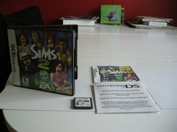 The Sims 2 - Nintendo DS Komplett