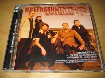 THE REFRESHMENTS - IT´S GOTTA BE BOTH ROCK´N´ROLL.  BEST OF THE REFRESHMENTS.