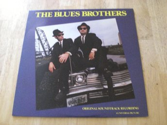 THE BLUES BROTHERS Soundtrack  [ EX ]  KULT!