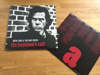 LP: Nick Cave and the Bad Seeds - The Boatmans Call (2015 reissue)