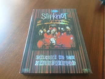 Slipknot Welcome To Our Neighborhood Blu-ray