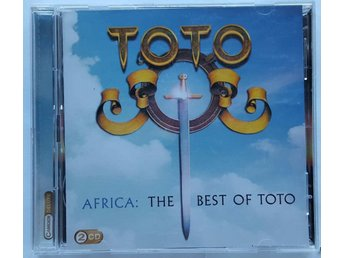 TOTO :  AFRICA - THE BEST OF TOTO     2 CD