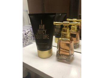 Juicy Couture I Am Juicy Edp 50ml + Body Lotion