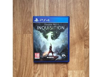 Dragon Age: Inquisition PS4 PAL (fint skick)