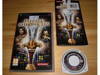 PSP: Puzzle Chronicles