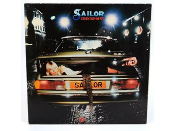 Sailor - Checkpoint EPC 82256 LP 1977