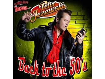 Jezewski Peter: Back to the 50's (Vinyl LP) Ord Pris 199 kr SALE