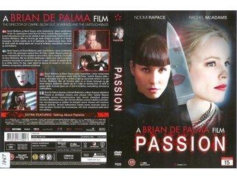 Passion - Noomi Rapace - Rachel McAdams - Regi: Brian De Palma - Malmö - Passion - Noomi Rapace - Rachel McAdams - Regi: Brian De Palma - Malmö