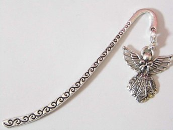 Ängel bokmärke / Angel bookmark