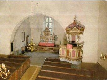 Gotland - Östergarn kyrka, pressbyrån F 24145 - Segeltorp - Gotland - Östergarn kyrka, pressbyrån F 24145 - Segeltorp