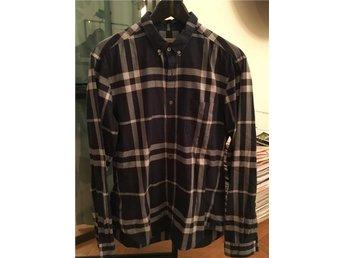 Äkta Burberry Brit skjorta stl M - Nyköping - Äkta Burberry Brit skjorta stl M - Nyköping