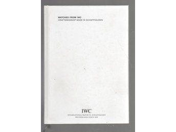 Watches from IWC Annual Edition 2003-04