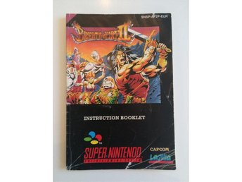 Breath of fire 2 manual