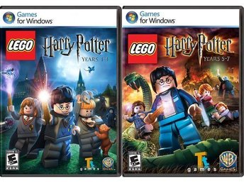 Lego Harry Potter 1-7 Years STEAM CD KEY (Digital kod)