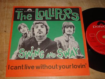 "LOLLIPOS THE - SWING AND SWAY 7"" 1967"