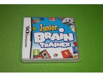 Junior Brain Trainer Nintendo DS