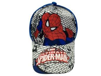 Leksaker Kläder Keps / Kepsar - Spiderman blå brickwall NY - Uddevalla - Leksaker Kläder Keps / Kepsar - Spiderman blå brickwall NY - Uddevalla