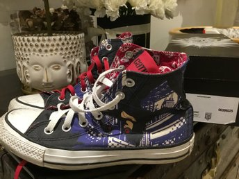 Converse All Star Catwoman Stl. 36.5