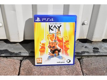 Playstation 4 PS4  Legend of KAY