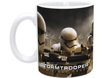 Mugg - Star Wars - Storm Trooper First Order (ABY189)