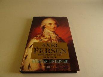 Axel von Fersen - Kvinnotjusare och herreman - Södertälje - Axel von Fersen - Kvinnotjusare och herreman - Södertälje