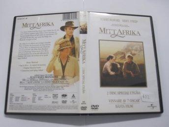 Mitt Afrika - 2 Disc special utgåva - Västervik - Mitt Afrika - 2 Disc special utgåva - Västervik