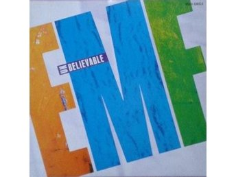 "EMF title* Unbelievable* Club rmx, Electronic, Big Beat 12""-maxi EU"