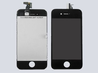 iPhone 4S LCD Display | Skärm | Komplett (svart)
