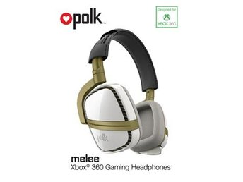 Polk / Melee Headset Green
