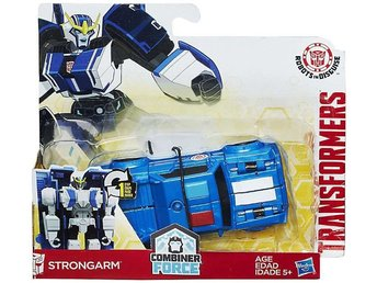 Transformers Robots in Disguise 1-Step Changers Strongarm