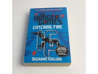 Scholastic, Bok, The Hunger Games Catching Fire
