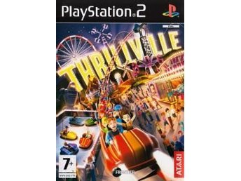 PS2 - Thrillville (Ej bok) (Beg)