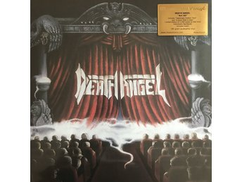 DEATH ANGEL - ACT III NY 180G RÖD VINYL LIMITED