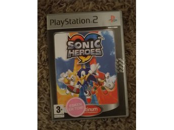 Sonic Heroes PS2 (Playstation 2)