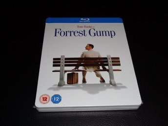 Blu-ray Steelbook: Forrest Gump (Play.com Exclusive)