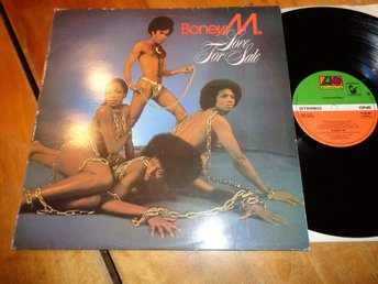 "Boney M ""Love For Sale"""