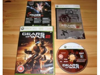Xbox 360: Gears of War 2
