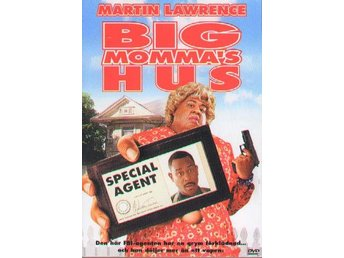 Big Mommas Hus (Martin Lawrence) DVD