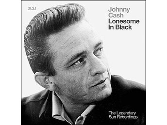 Johnny Cash - Lonesome In Black: The Legendary Sun Rec. - 3xCD NY