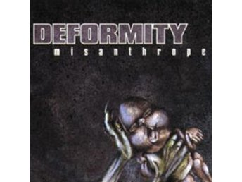 DEFORMITY - Misanthrope ,  CD , death