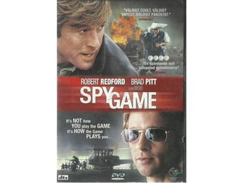 SPY GAMES - ROBERT REDFORD - BRAD PITT ( SVENSKT TEXT )