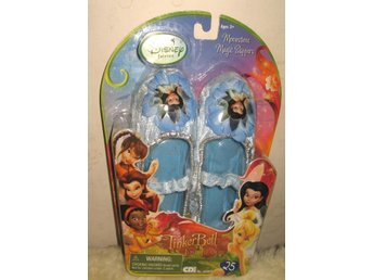 Disney Fairies - Blå Moonstone Magic Slippers Tofflor Skor