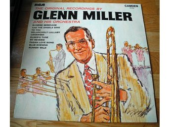 "GLENN MILLER AND HIS ORCHESTRA - ""THE ORIGINAL RECORDINGS""    RCA  (VINYL)"